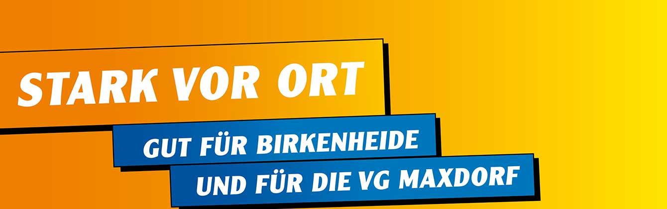 FWG Fraktion Birkenheide